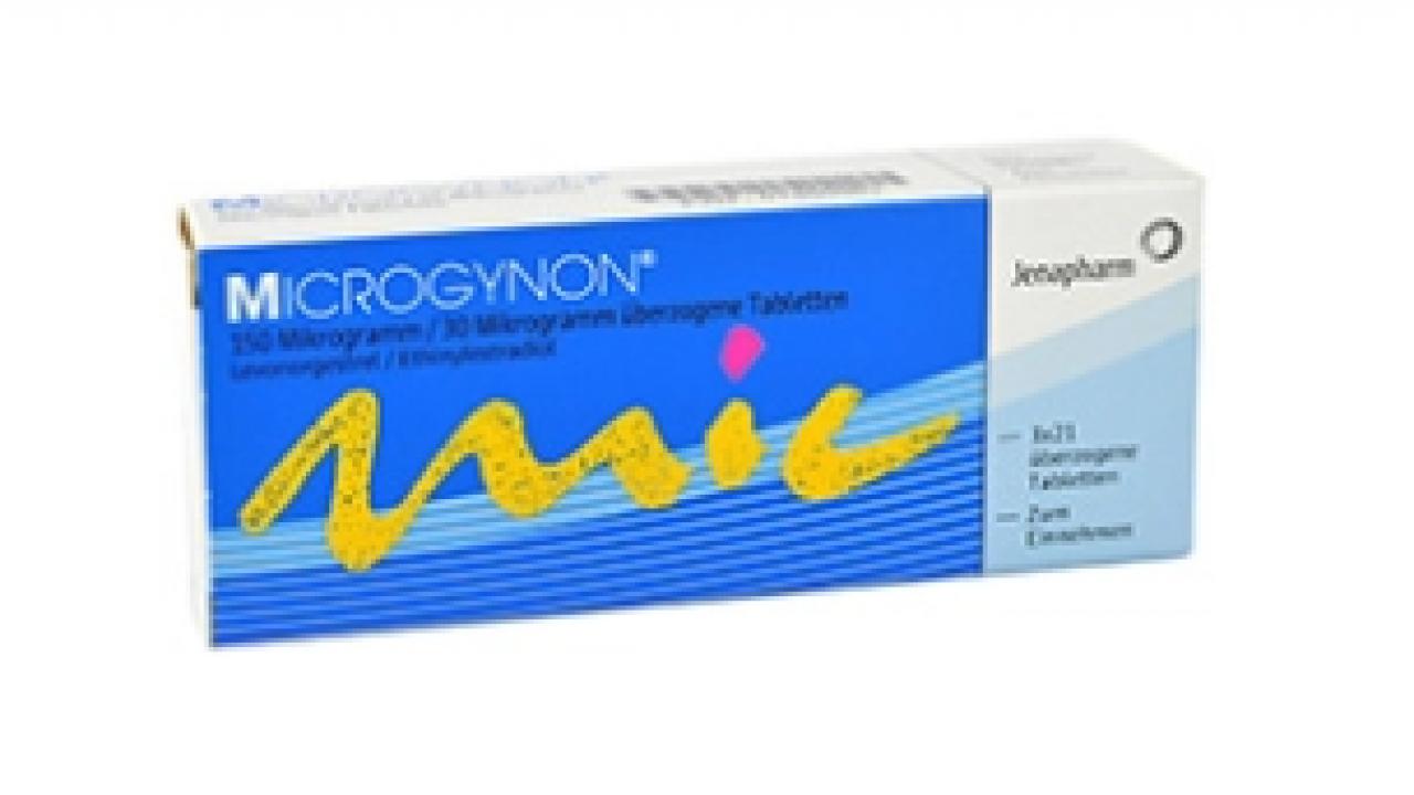 östrogenbetonte pille