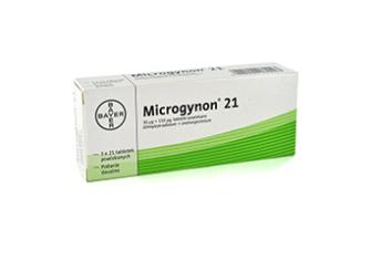 microgynon 21