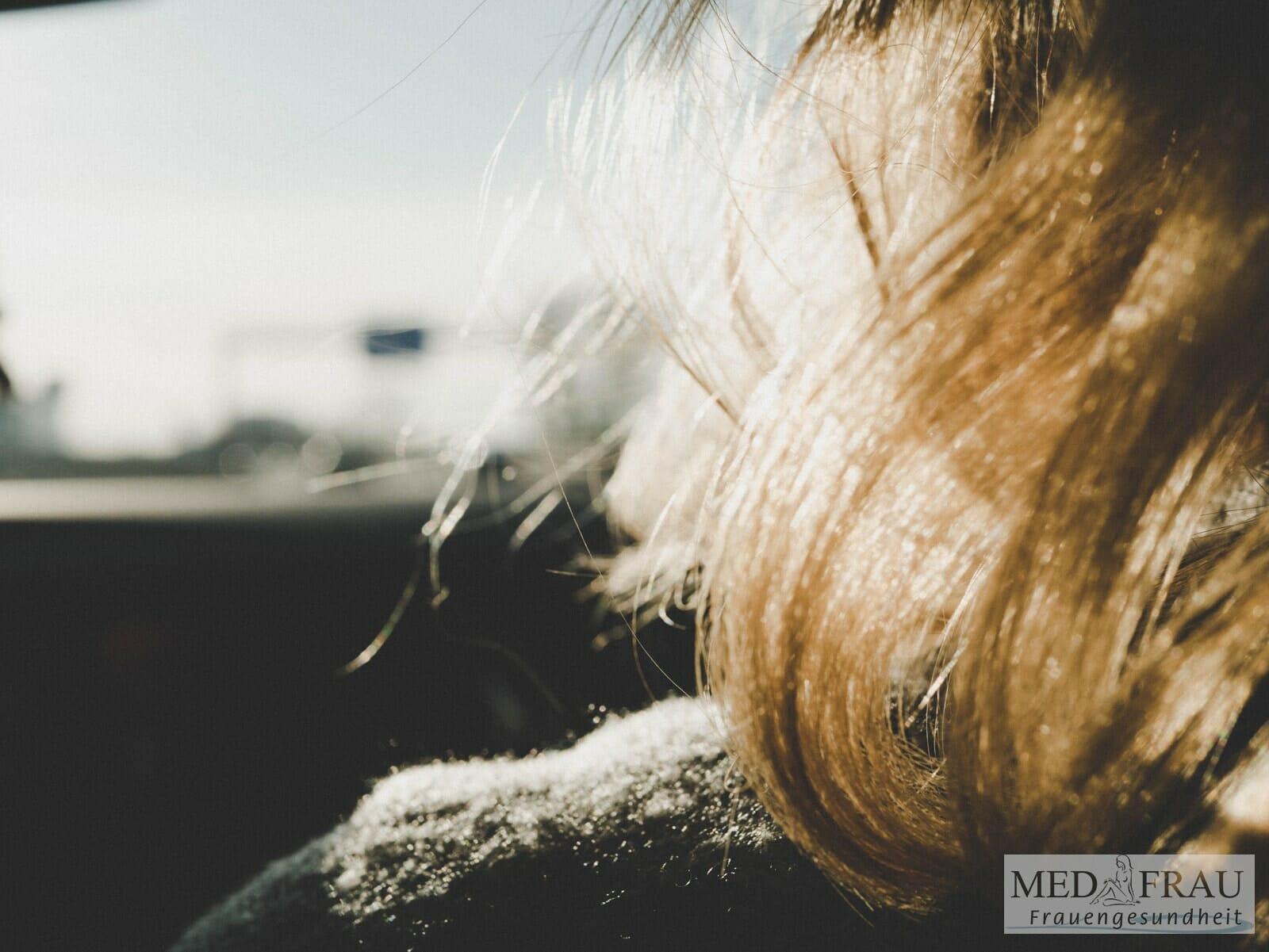 Die Antibabypille und die Haargesundheit